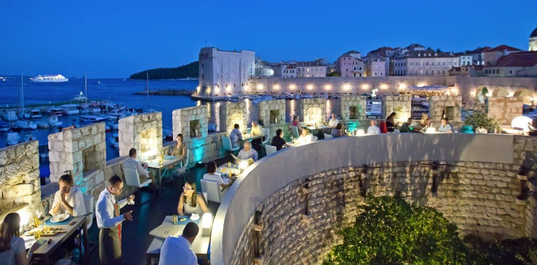 Restaurant 360 in Dubrovnik erhält Michelin-Stern