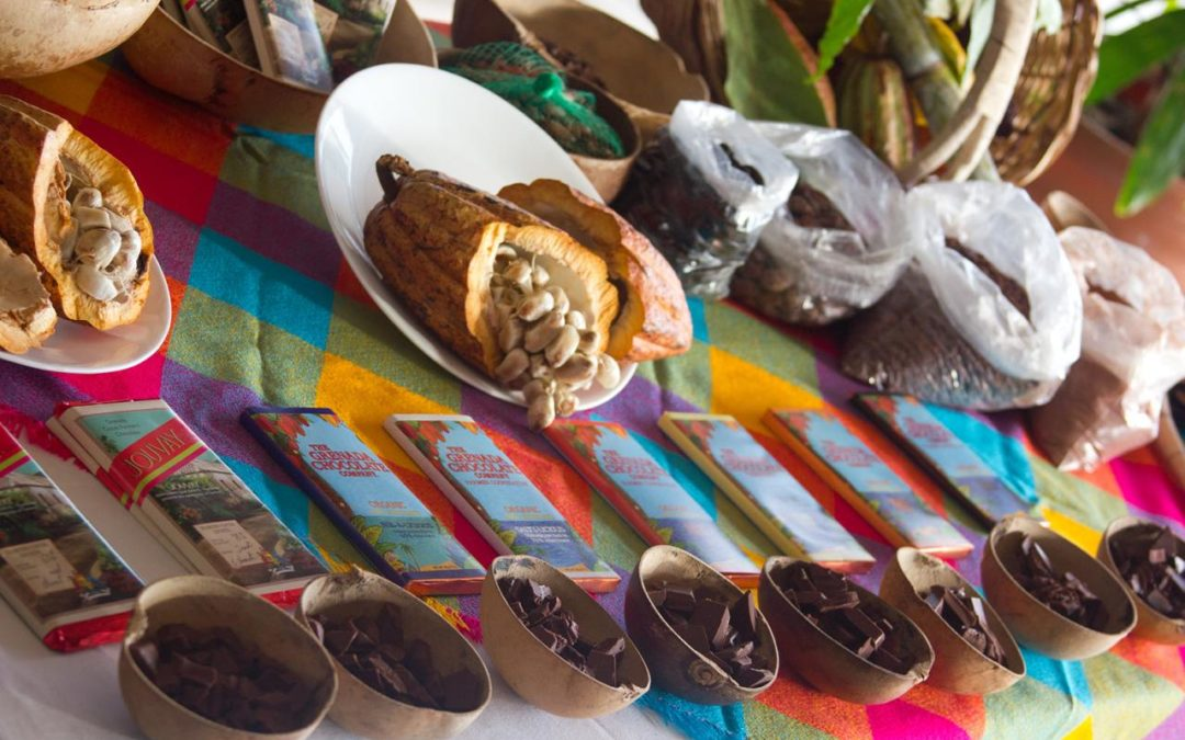 Bio-Schokolade aus Grenada