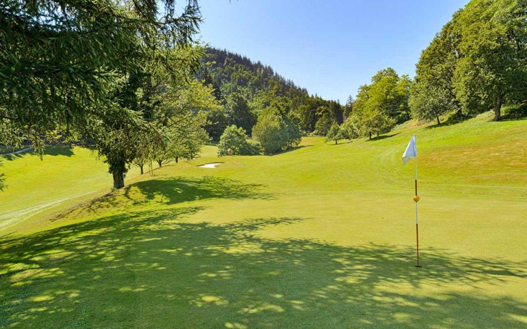 Golfen ohne Greenfee auf fünf Golfplätzen im Nordschwarzwald