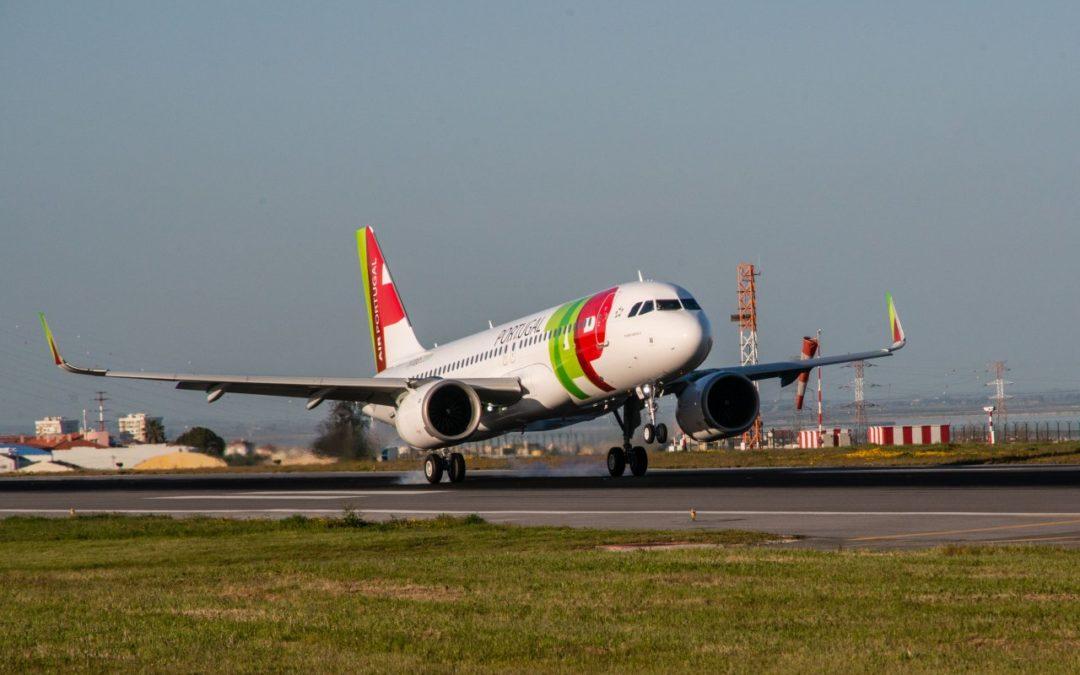 TAP Air Portugal startet Flottenmodernisierung mit Airbus A320neo