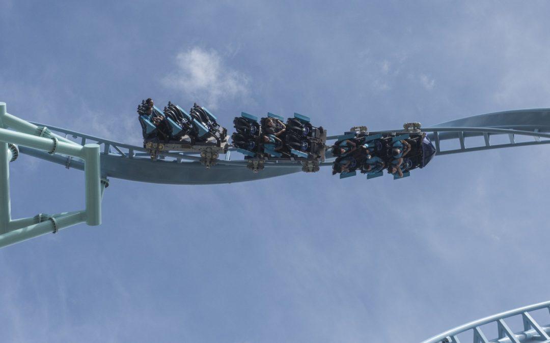 SeaWorld eröffnet höchste und schnellste Achterbahn San Diegos