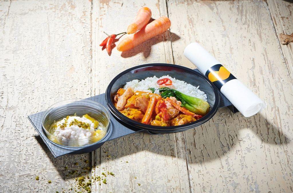 """Taste the World"" – Neues Mahlzeitenkonzept bei Condor"