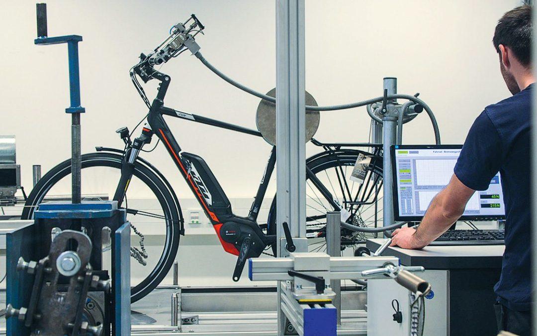 Gute Testergebnisse für Trekking-E-Bikes bei Stiftung Warentest