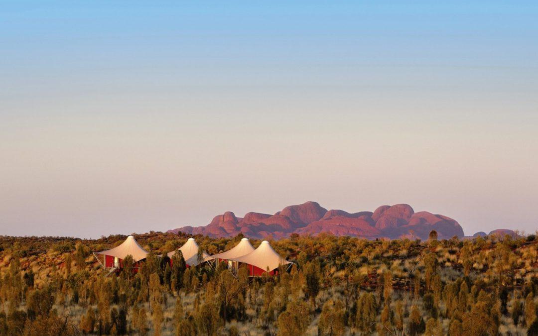 Lodge-Übernachtungen im Outback von Australien
