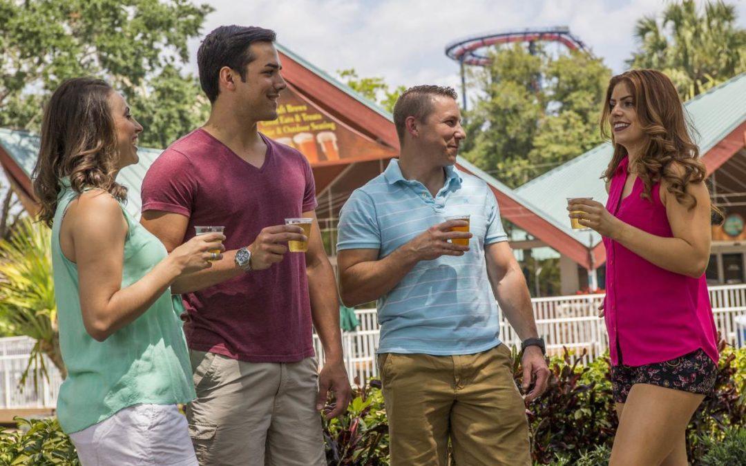Freibier in SeaWorld Orlando und Busch Gardens Tampa Bay
