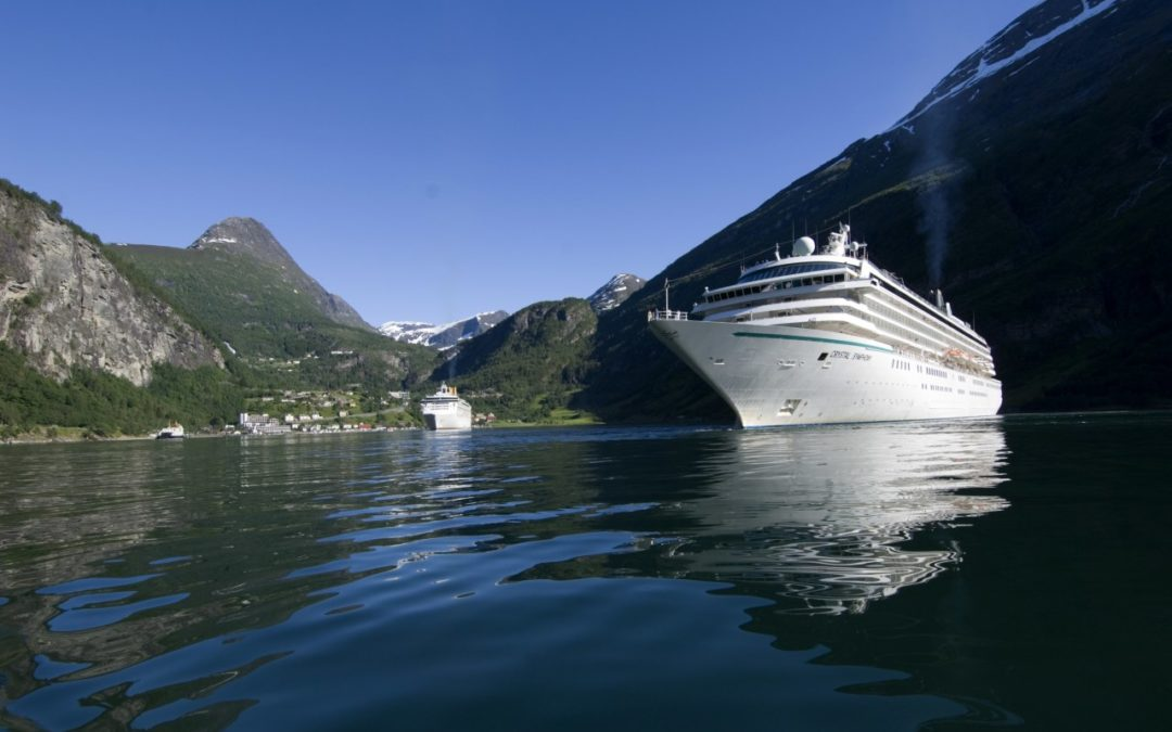 Norwegens Welterbe-Fjorde bald nur noch emissionsfrei befahrbar