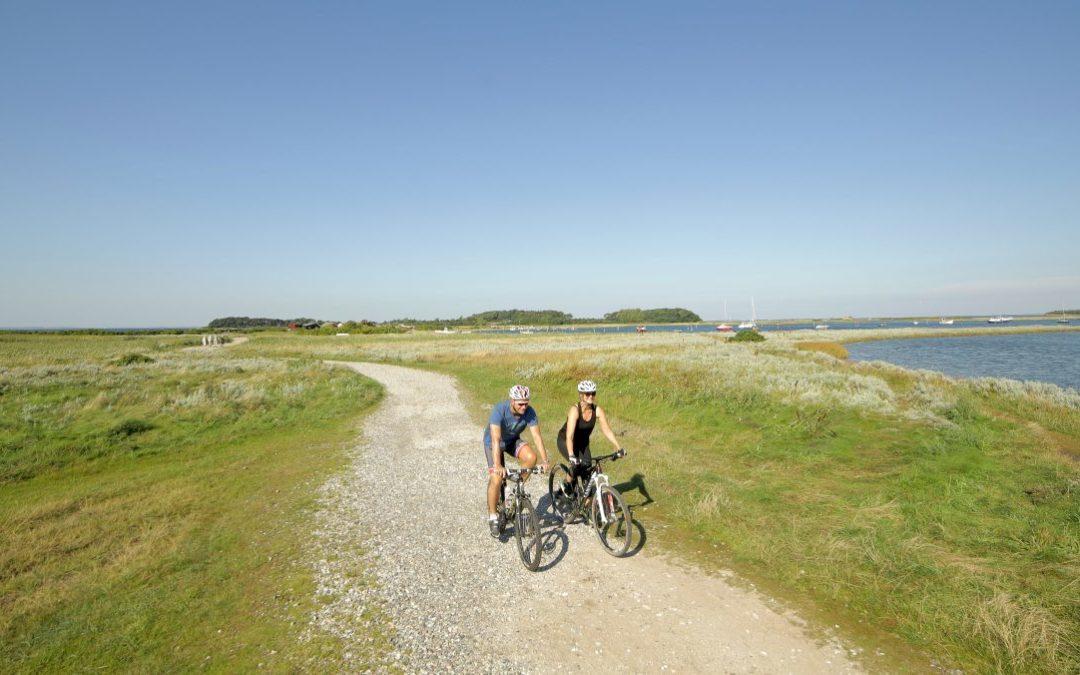 Neuer Ostseeradweg in Dänemark geht an den Start