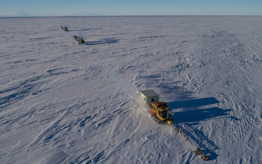 Größte Antarktis-Expedition seit den 1950er Jahren gelungen
