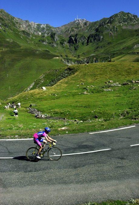 Freie Fahrt für Radsportler auf Tour de France-Pässen