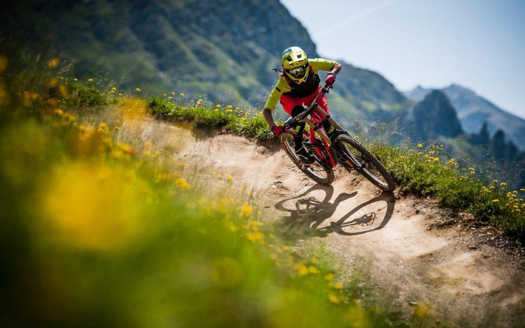 Bike-Trails für Einsteiger und Downhill-Freaks in der Lenzerheide