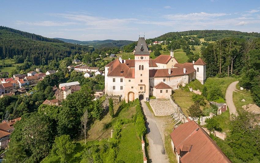 Tschechischer Teil des Goldsteig-Wanderwegs fertiggestellt