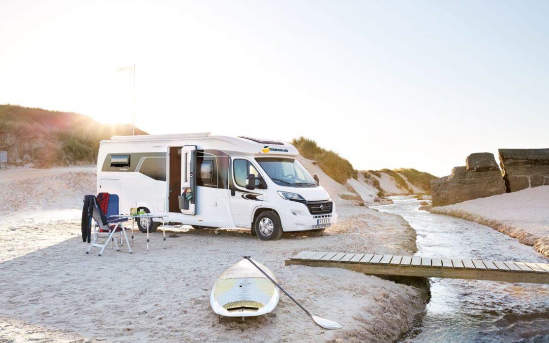 Wohnmobil-Urlaub boomt auch bei Wohnmobil-Vermietern