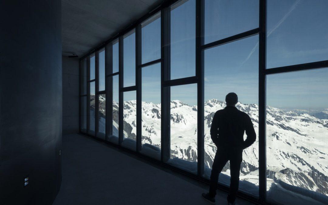 007 ELEMENTS – James-Bond-Installation eröffnet in Sölden