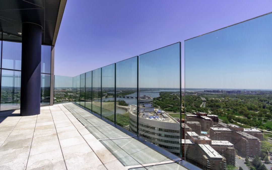 Höchste Aussichtsplattform im Großraum Washington, DC eröffnet