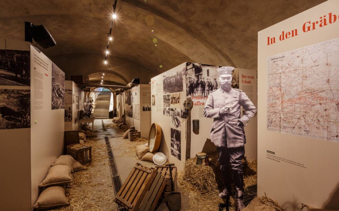 Kriegserfahrungen Schweizer Soldaten im Ersten Weltkrieg