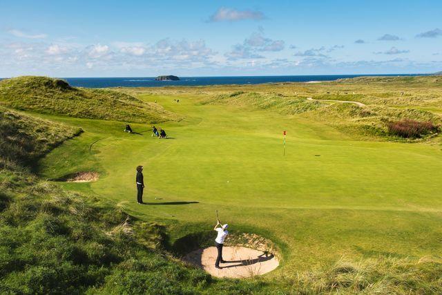 Golf: Irish Open finden 2018 erstmals in Ballyliffin statt
