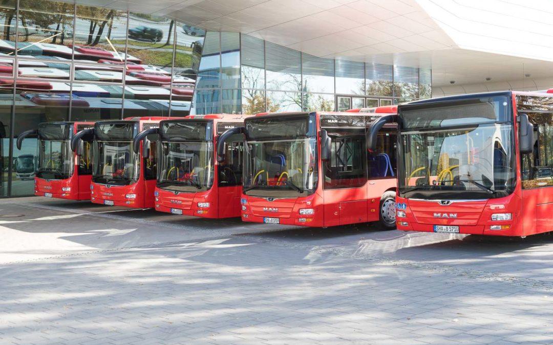 DB Regio Bus will bis zu 1.000 Nahverkehrsbusse kaufen