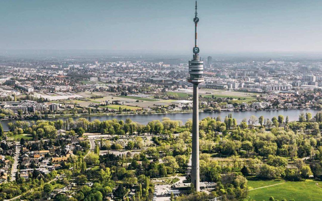 Donauturm in Wien umfassend renoviert