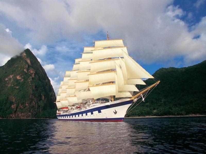 """Dertour """"Star Clipper""""-Kreuzfahrt von Singapur bis Phuket"""