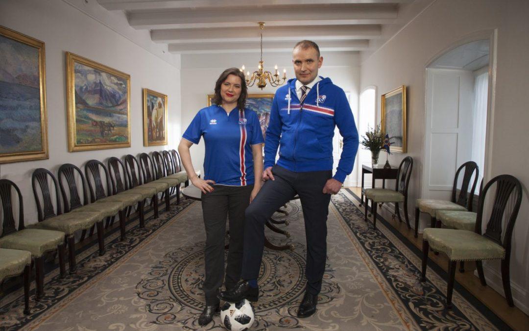 Fußball Team Iceland bekommt digitale Unterstützung