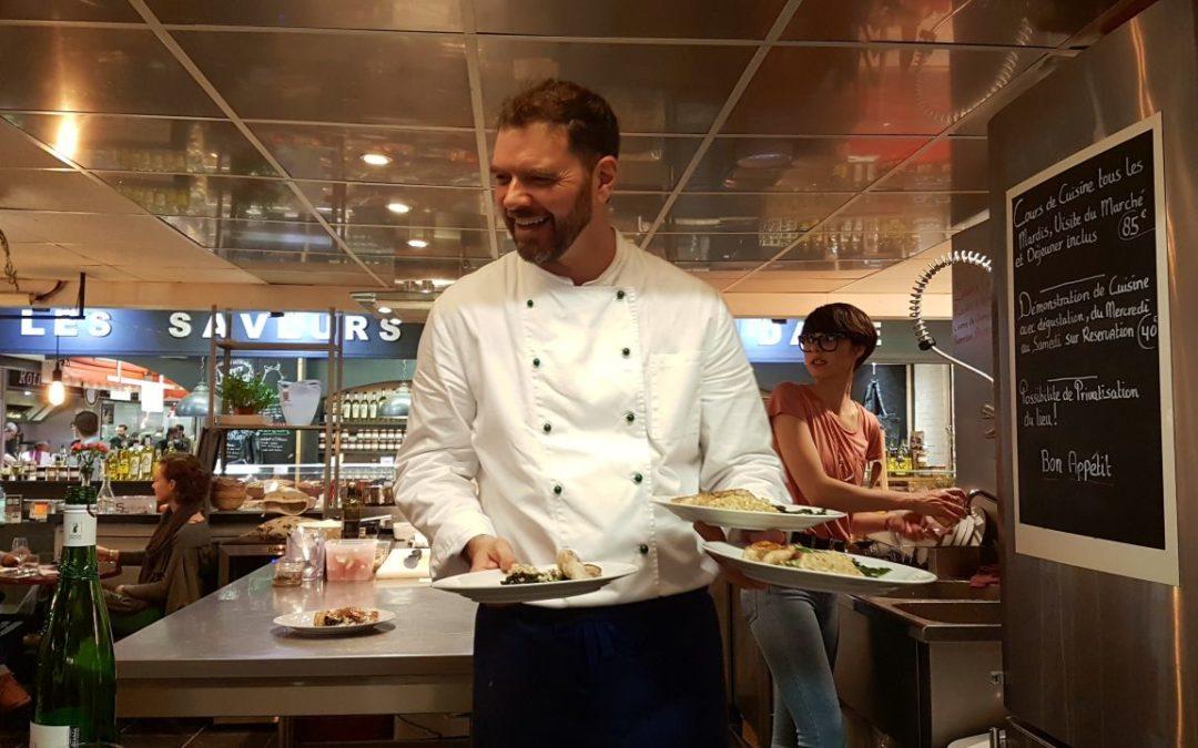 Jonathan Chiri – ein Amerikaner kocht in Avignon