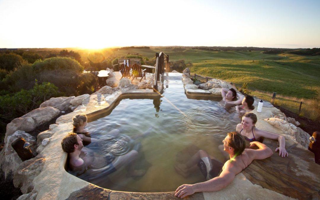 Thermalbad Peninsula Hot Springs in Victoria wird ausgebaut