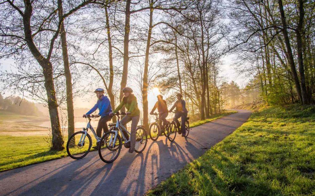 Neue E-Bike-Radrouten im Schmallenberger Sauerland