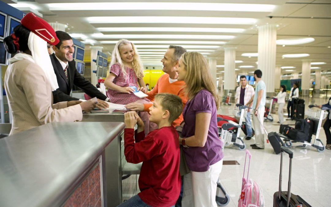 Emirates Skywards jetzt mit speziellem Familienprogramm
