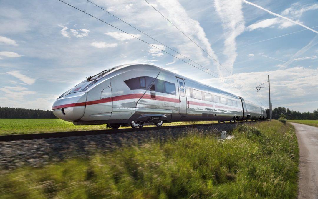 Deutsche Bahn setzt weitere ICE 4-Züge auf Nord-Süd-Verbindungen ein
