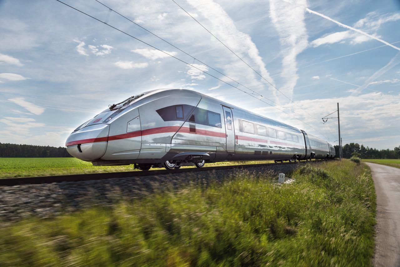 Deutsche Bahn Setzt Weitere Ice 4 Züge Auf Nord Süd