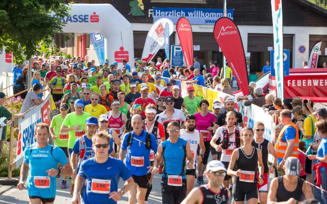 Montafon Arlberg Marathon 2018
