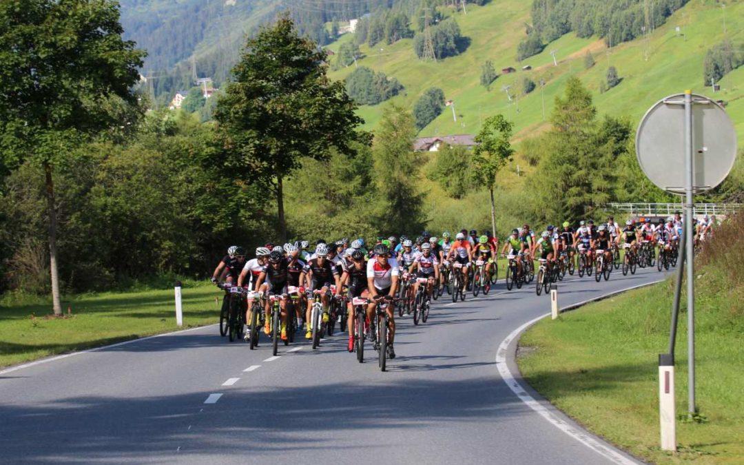 Alpin-Triathlon 2018 in St. Anton am Arlberg