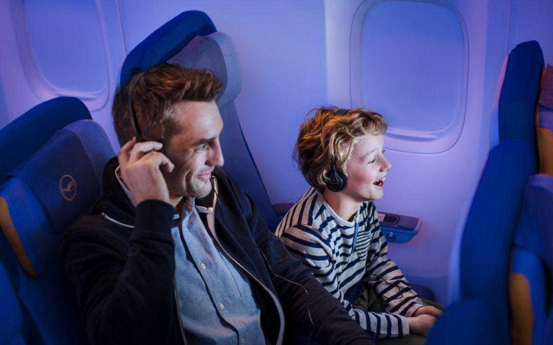 Mehr Kinofilme auf Lufthansa-Langstreckenflügen