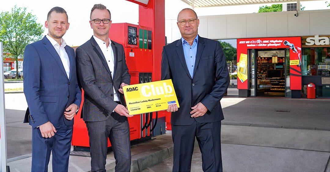 star-Tankstellen neuer ADAC Kooperationspartner