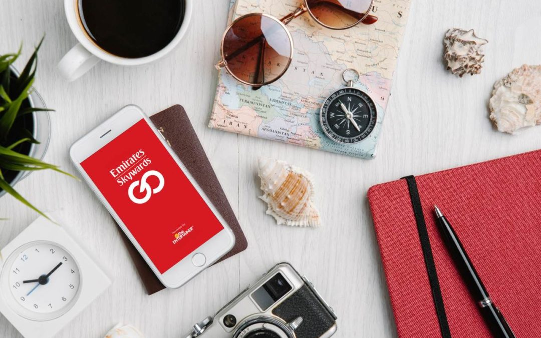 2-für-1-Angebote mit Emirates Skywards GO-App