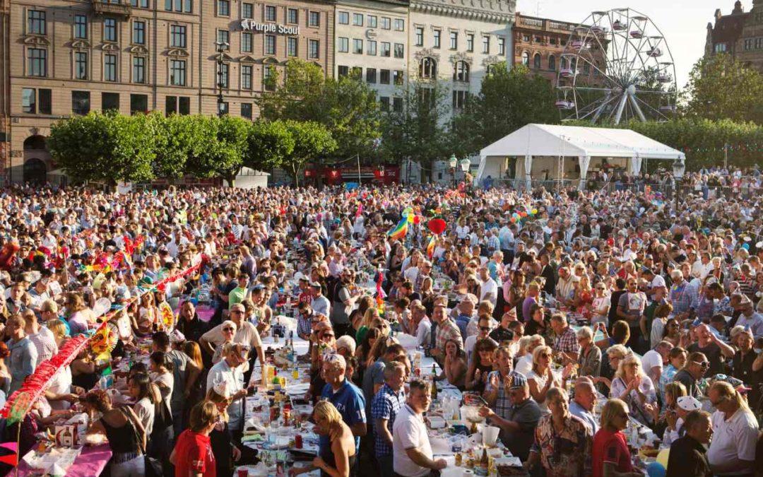 Malmöfestival 2018 erwartetet wieder 1,4 Millionen Besucher