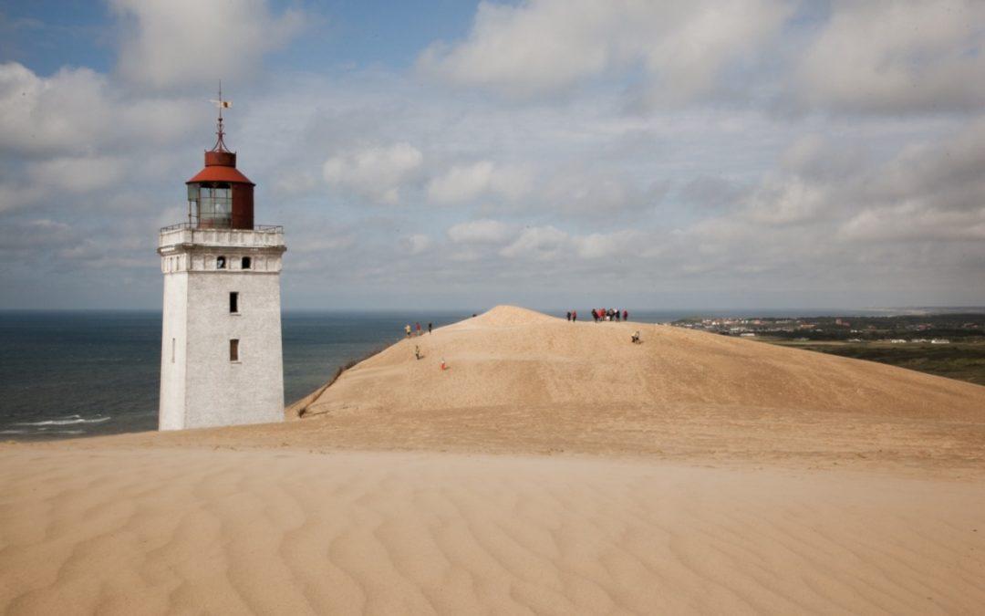 Traktorfahrten zum Leuchtturm Rubjerg Knude Fyr