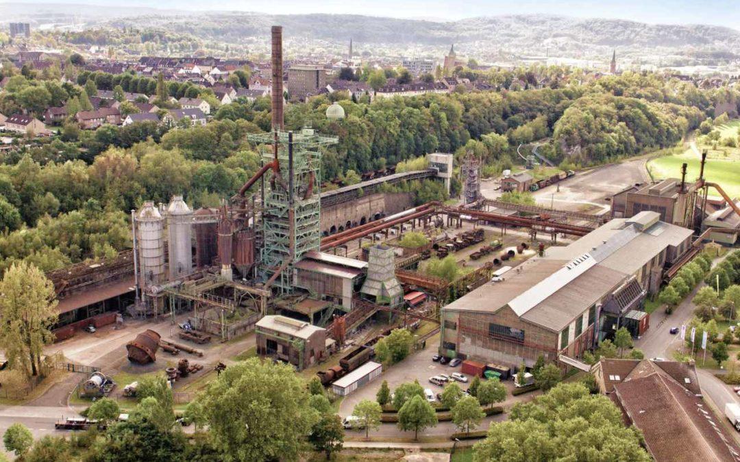 Sprechendes Industriedenkmal Henrichshütte