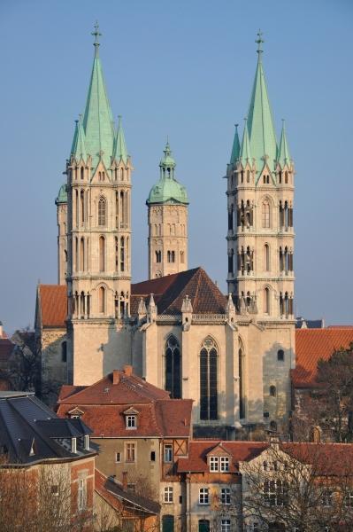 Naumburger Dom in UNESCO Welterbeliste aufgenommen