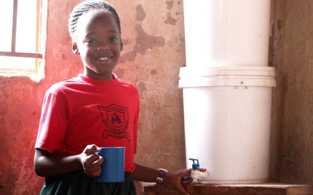DER Touristik unterstützt Klimaschutzprojekt in Uganda