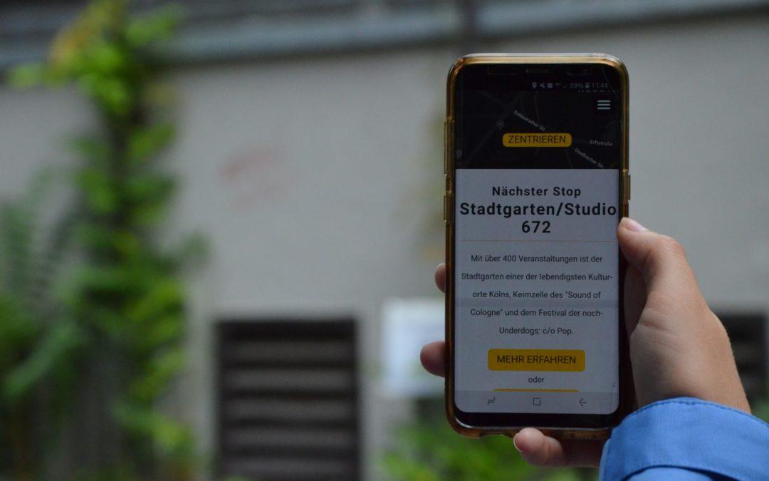 Reise durch die Pop-Geschichte in Nordrhein Westfalen mit neuer App