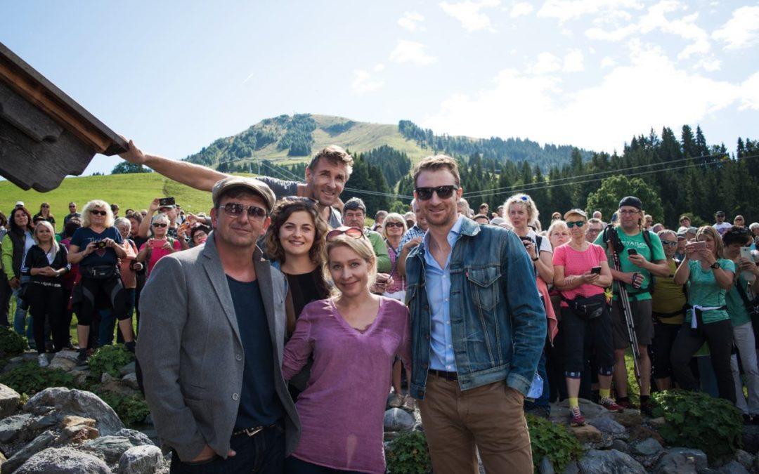 Bergdoktor-Bergfest im Hochsöller Hexenwasser