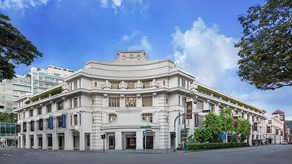 Erstes Kempinski Hotel in Singapur legt Grundstein für Asien-Expansion