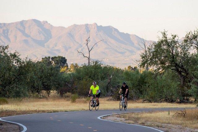 Wege-System für nicht-motorisierte Fahrzeuge in Tucson eröffnet