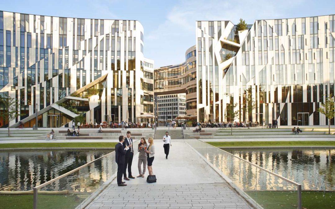 Düsseldorf: Neue Tour zu Architektur-Ikonen der Moderne