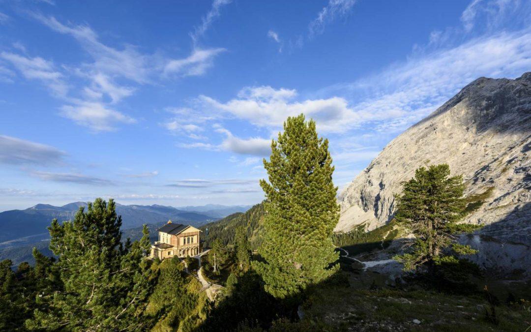 Spitzenwanderweg – neuer Rundweg in der Zugspitz Region