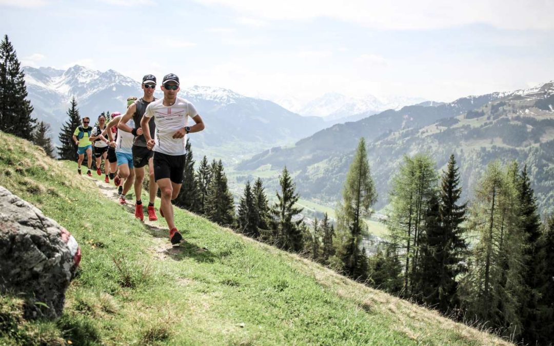 Neues Laufevent Gamstrail in Kitzbühel