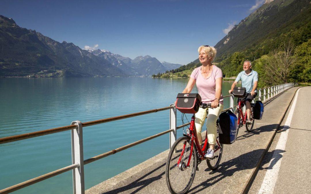 Neue Alpenüberquerung per Rad bei Radweg-Reisen
