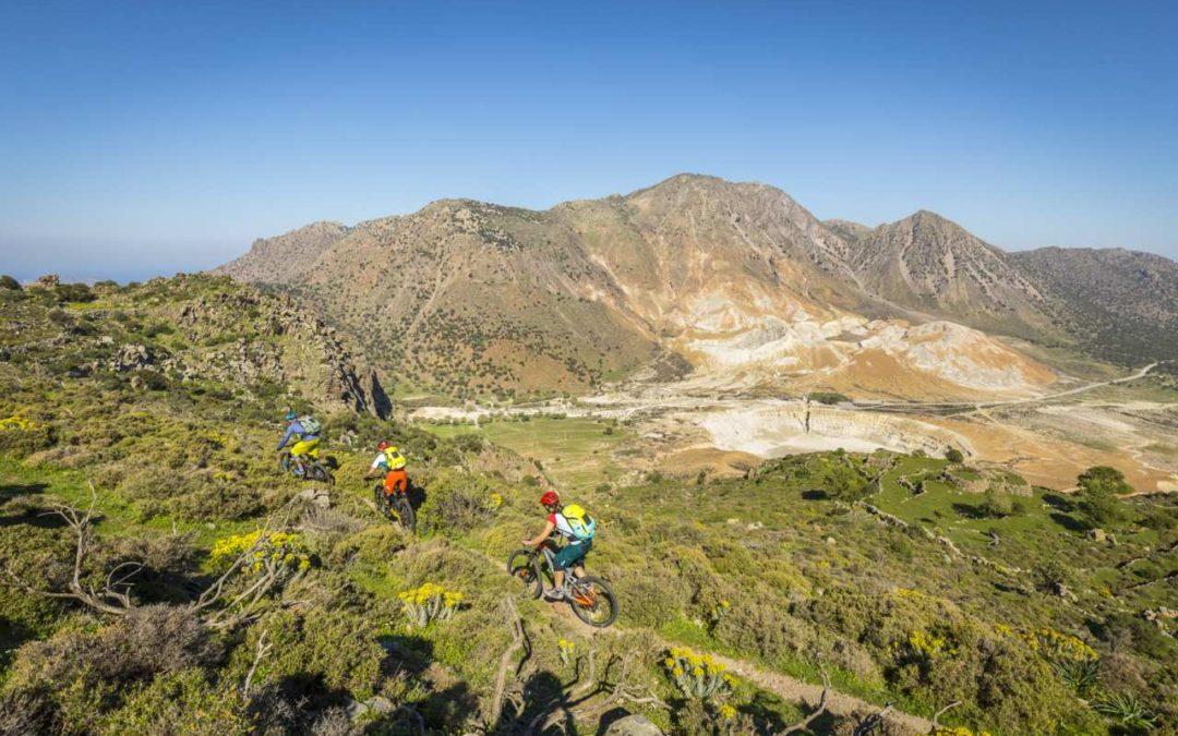 Aegean Trails – Neues Portal für Mountainbiking in der Ägäis