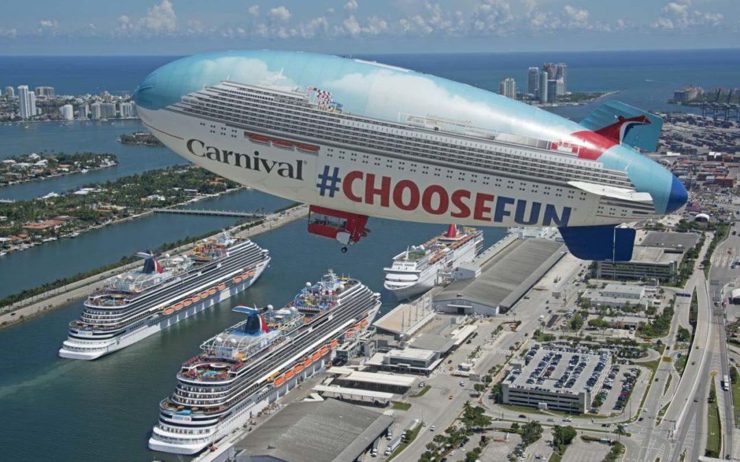 Carnival Horizon erstmals im neuen Heimathafen Miami